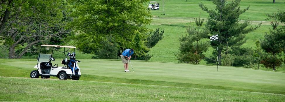 Moss Hill Golf Course