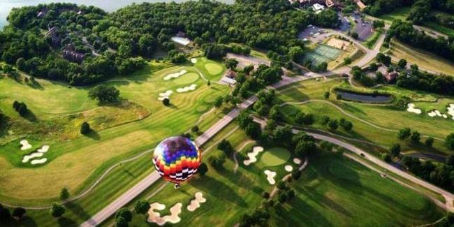 Featured Galena, Illinois Golf Resort - Eagle Ridge Resort & Spa