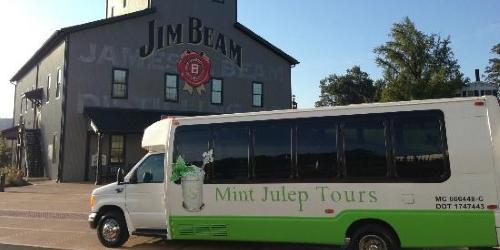 Mint Julep Tours - Bourbon Trail Tours