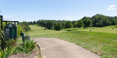 Grayson Lake Golf Course