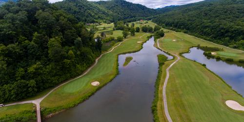 Wasioto Winds Golf Course at Pine Mountain