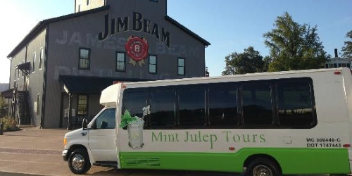Mint Julep Tours - Bourbon Trail Tours